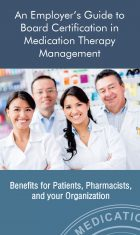 Employer's Guide to Board Certification in Medication Therapy Management_Page_1
